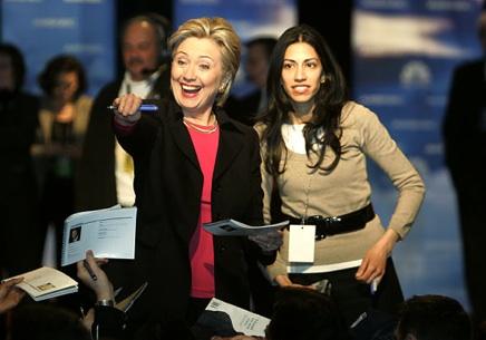 HDR 162:  Hillary, Huma and Hubris (1/2)