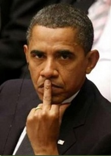Obama the Petulant