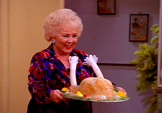 Marie Barone was ahead of her time with her tofu turkey